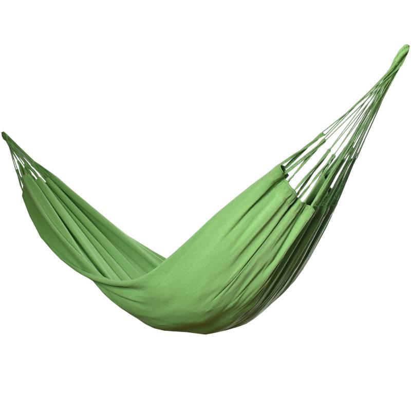 Telary - Hamaca Monocolor Verde 135 x 225 cm