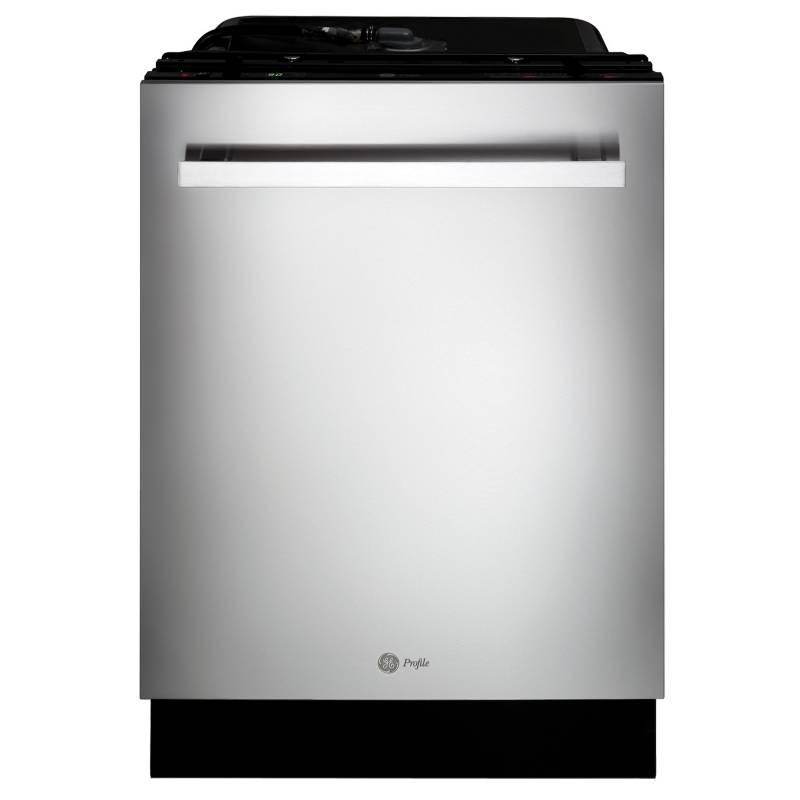 General Electric - Lavaplatos 128 Piezas Inox GE Plv181
