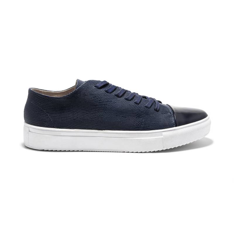 King Pieces - Tenis Moda Hombre Navy