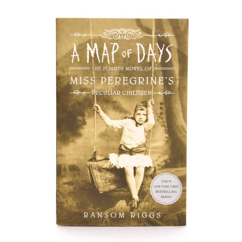 Grupo Penta Distribuidores - A Map Of Days Miss Peregrine