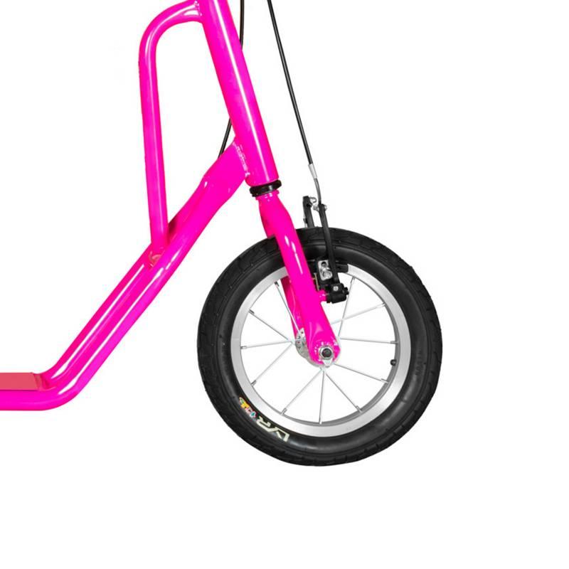 Victory - Bicicleta infantil 12 pulgadas Scooter