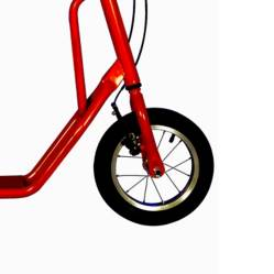 Bicicleta infantil 12 pulgadas Scooter