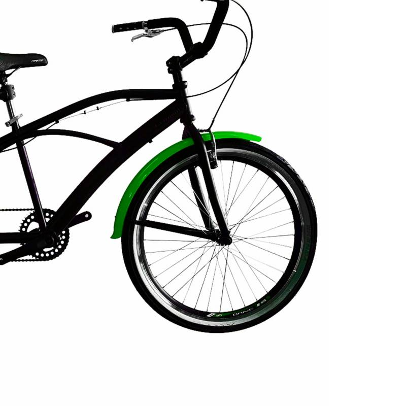 Victory - Bicicleta urbana 26 pulgadas Tandem