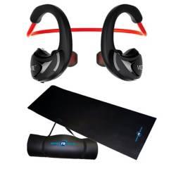 Vidvie - Audífono deportivo Gratis Colchoneta Yoga 7 mm Azul