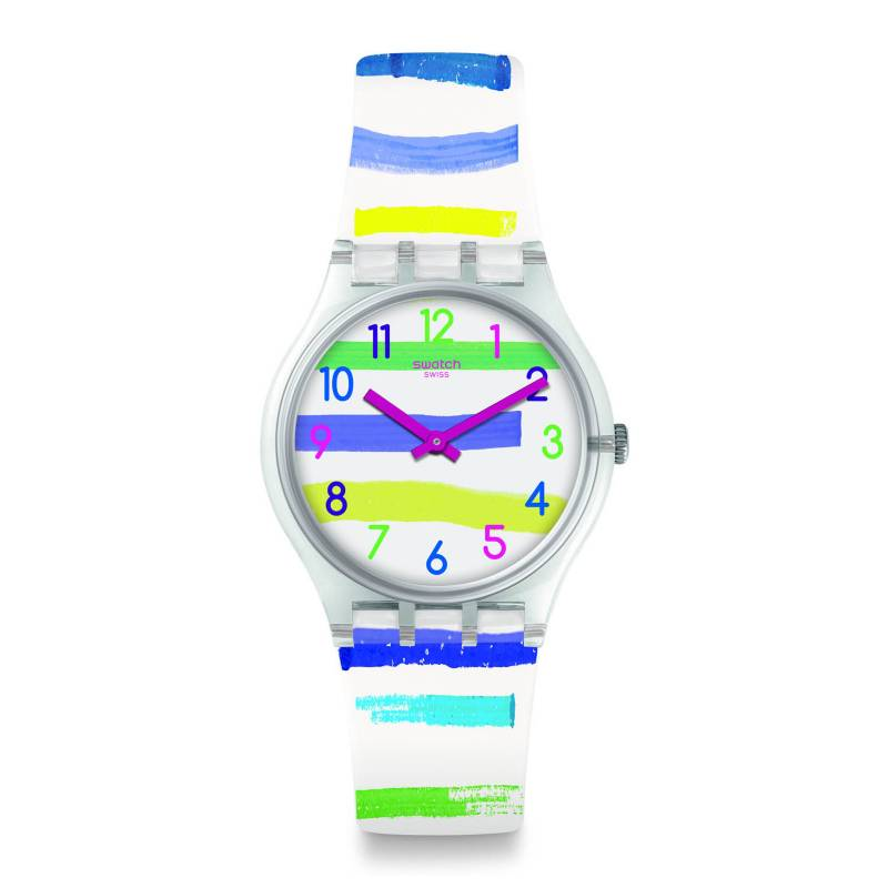 Swatch - Reloj Mujer Swatch Colorland GE254
