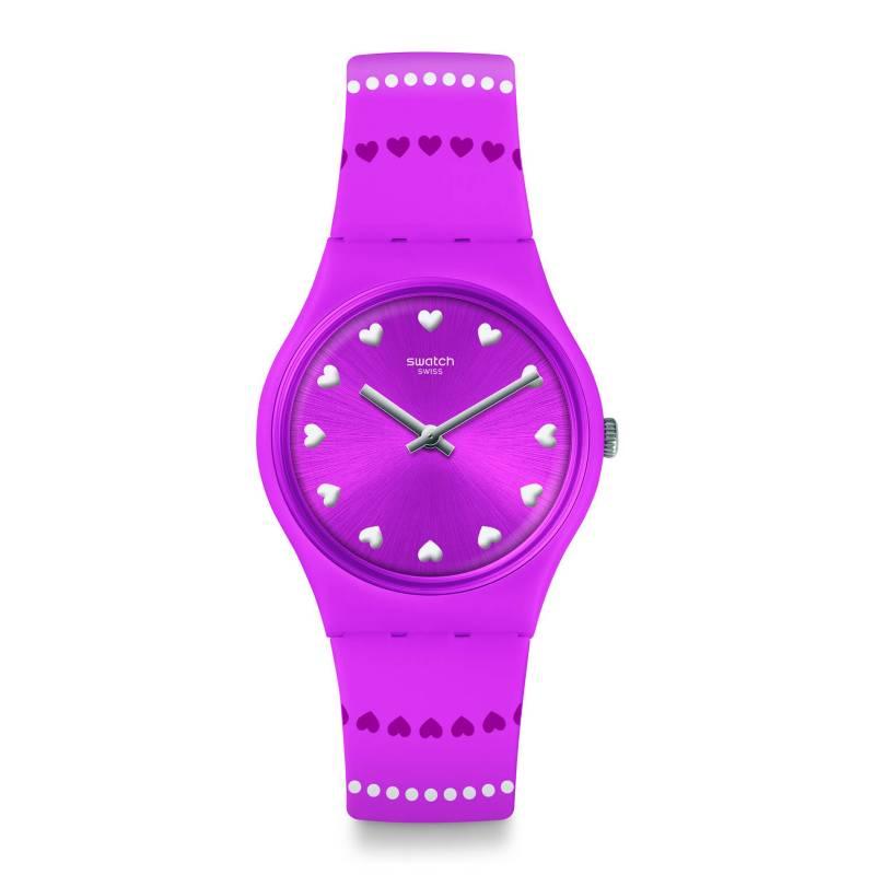 Swatch - Reloj Mujer Swatch Coeur De Manège  GP160