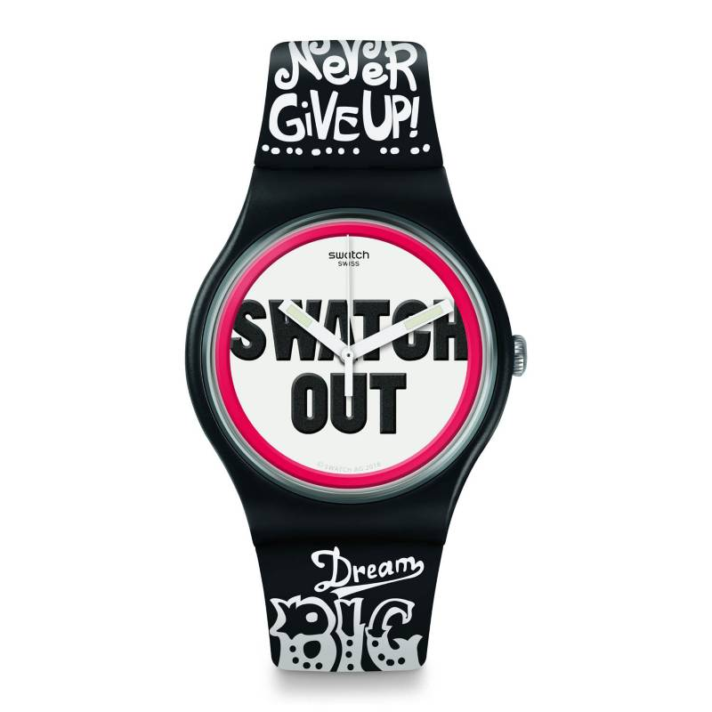 Swatch - Reloj Unisex  Swatch Out SUOB160
