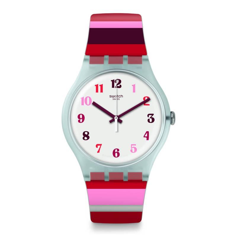 Swatch - Reloj Mujer Swatch Tramonto Occaso SUOK138