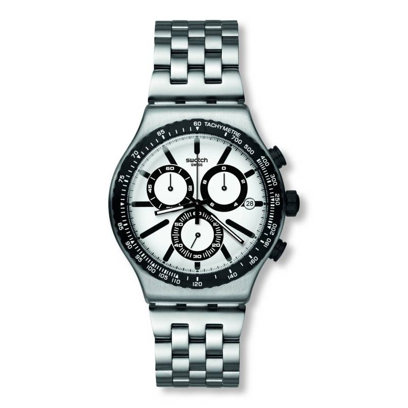 Swatch - Reloj Hombre Swatch Destination Rotterdam YVS416G
