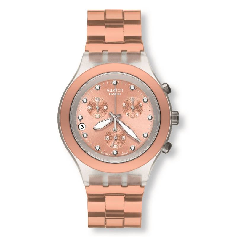 Swatch - Reloj Full-Blooded  SVCK4047AG