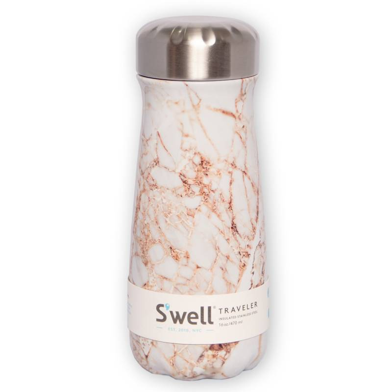S' well - Termo Elements Calacatta Gold 16 Oz