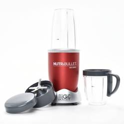 Nutribullet Rojo NB600