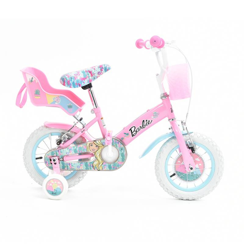 "Barbie - Bicicleta infantil 12"" Barbie"