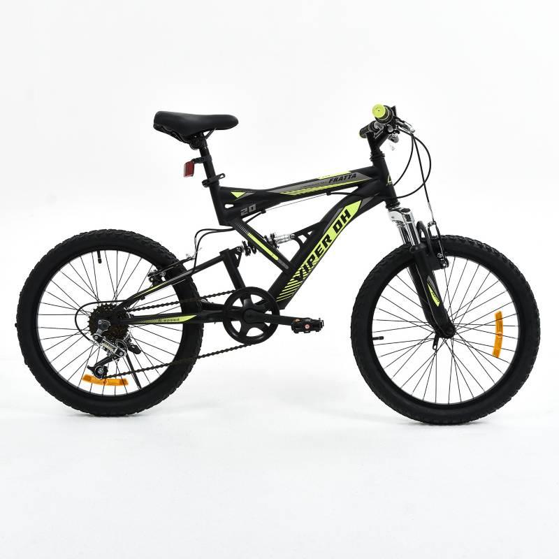 Fratta - Bicicleta Infantil Fratta Viper 20 Pulgadas