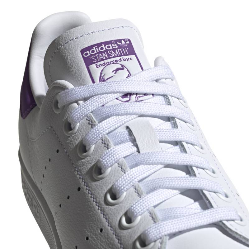 Tenis Adidas Originals Mujer Moda Stan Smith