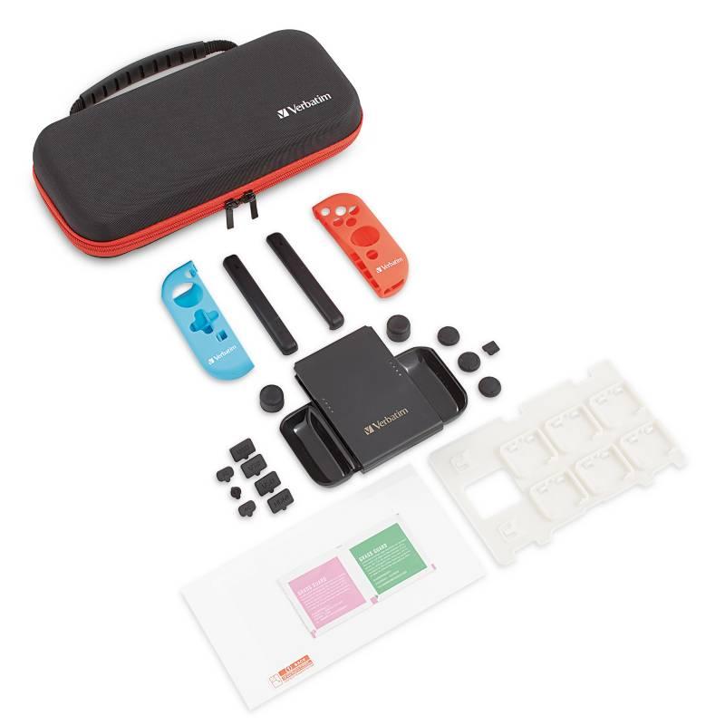 Verbatim - Starter Kit Nintendo Switch