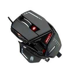 Mad Catz - Mouse R.A.T 8+ GAMING Negro