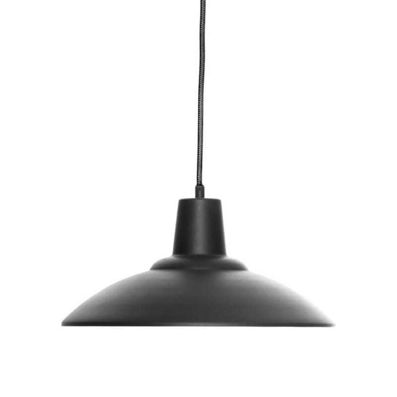 Vida útil - Lámpara de Techo Ceti 1 Negra