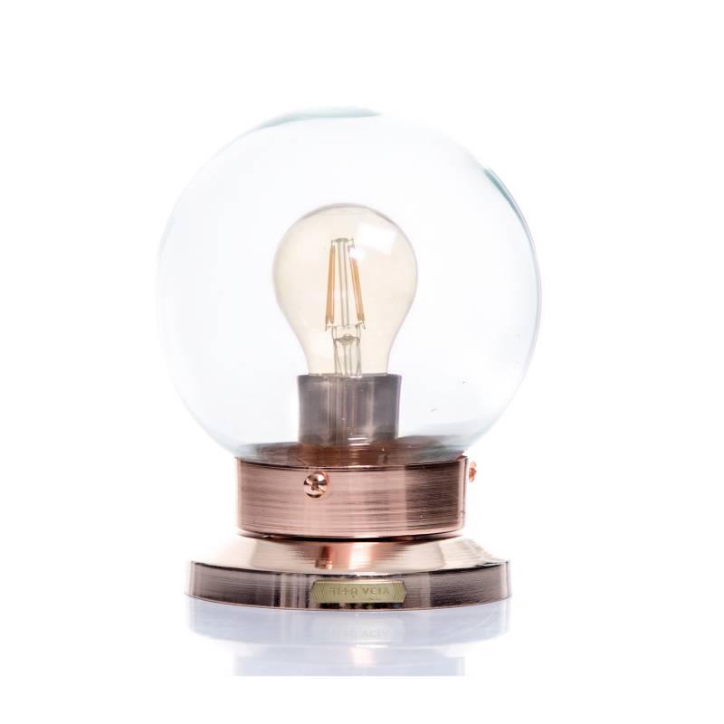 Vida útil - Lámpara de Techo y Pared Calisto 1A Cobre