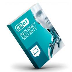 Eset - Antivirus Eset Internet security 1 Usuario 1 año