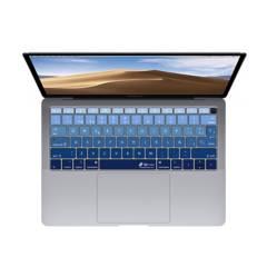 KB Covers - Protector de Teclado para MacbookAir 2018 Touch ID