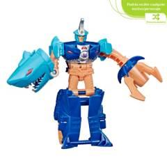 Transformers - Figura Cyberverse 1 Paso