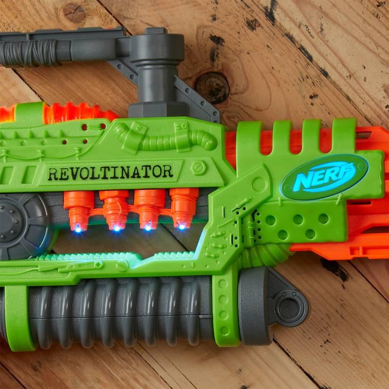 Nerf Zombie Strike Revoltinator Blaster | Stay At Home Mum