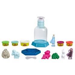 Play-Doh Mysteries - Globo De Nieve Frozen 2 de Disney