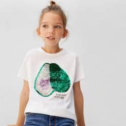 MNG Kids - Camiseta Niñas