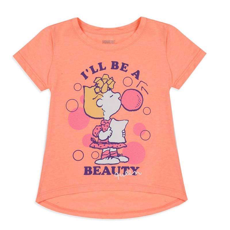 Snoopy - Camiseta Juvenil