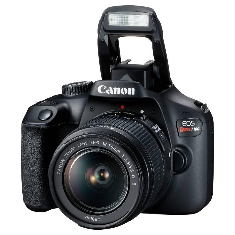 Canon - Cámara Canon EOS R T100 Len 18-55 mm