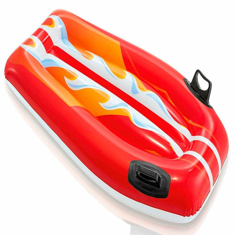 Intex - Tabla para Piscina Roja 58165