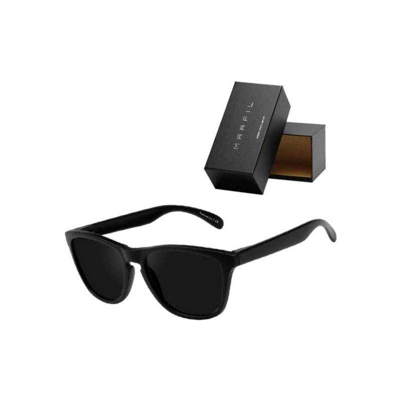 Marfil - Gafas de sol Polarizadas Negro Marfil Titan