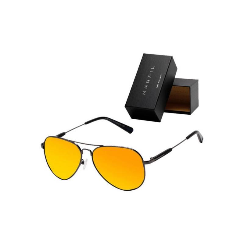 Marfil - Gafas de sol Polarizadas Naranja Marfil Bawie