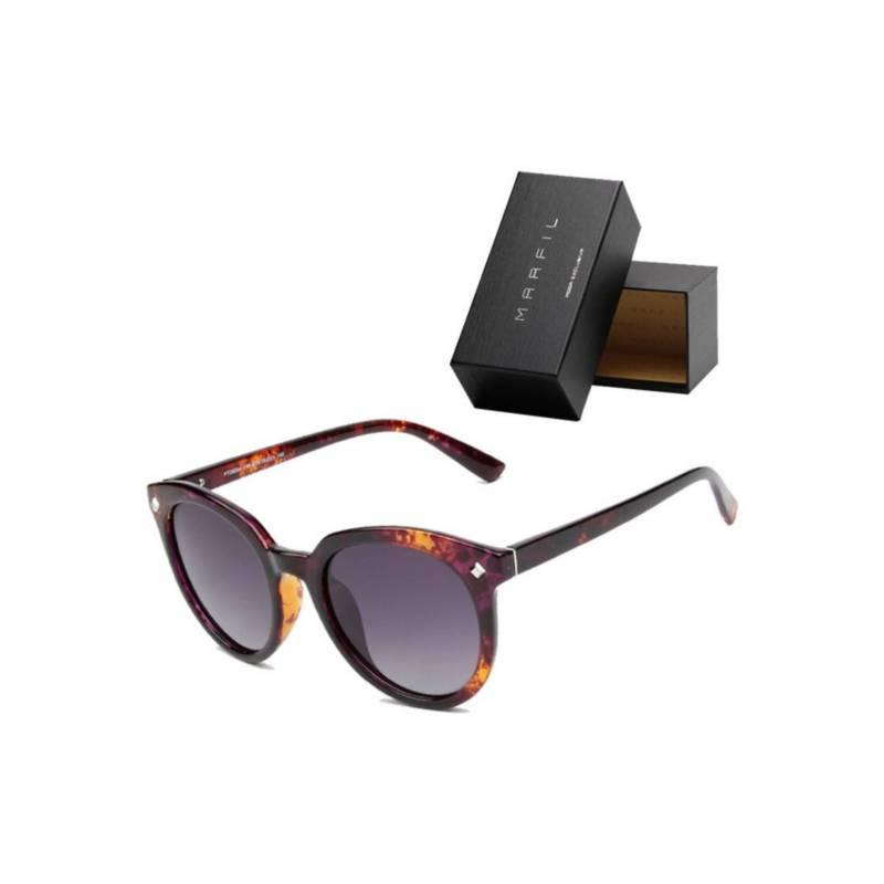 Marfil - Gafas de sol Polarizadas Carey Marfil Dainty