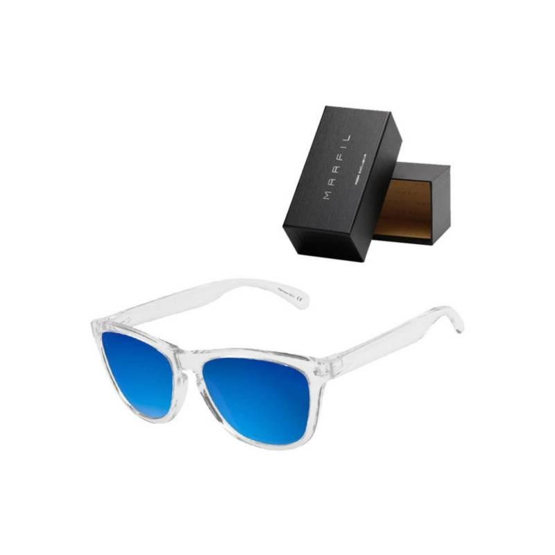 Marfil - Gafas de sol Polarizadas Transparente Marfil Titan