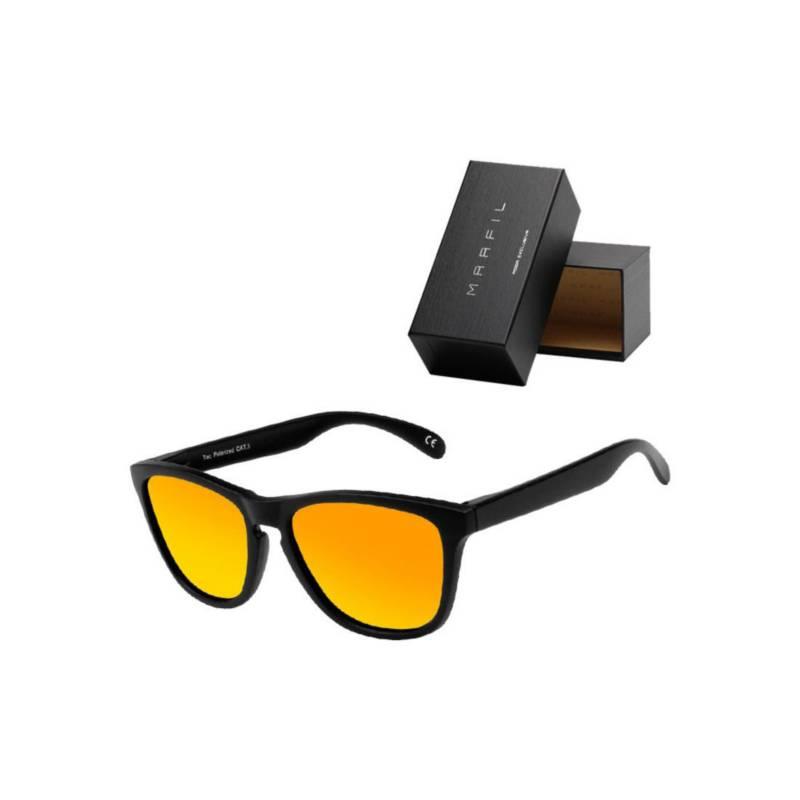 Marfil - Gafas de sol Polarizadas Naranja Marfil Titan