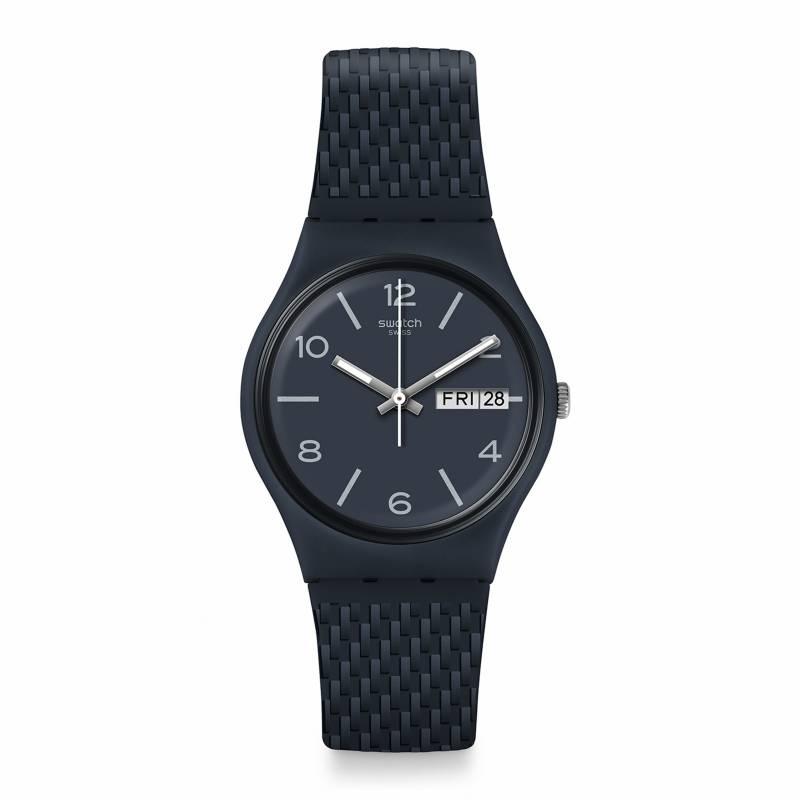Swatch - Reloj Unisex Swatch Laserata GN725