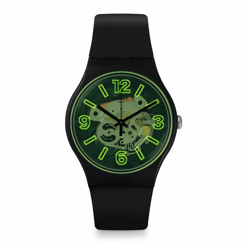 Swatch - Reloj Unisex Swatch Yellowboost SUOB166