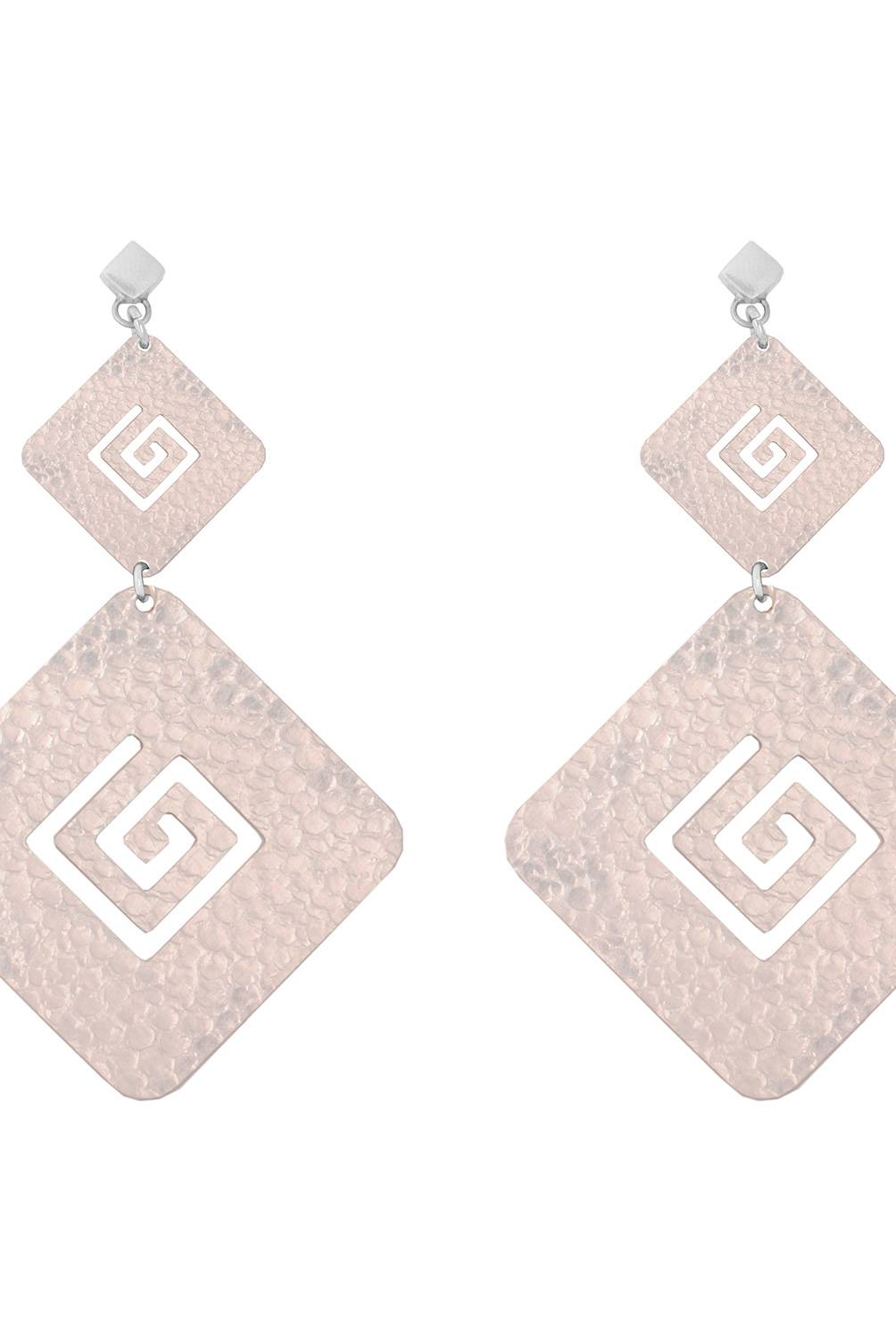 Fussion By Galeón - Aretes FCA006P