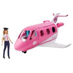 Barbie - Explora y Descubre Jet de Aventuras