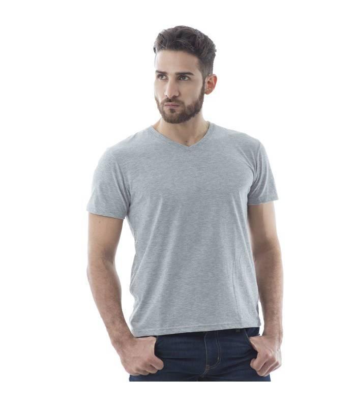 Bocared - Keith Camiseta Para Hombre Manga Corta Cuello V