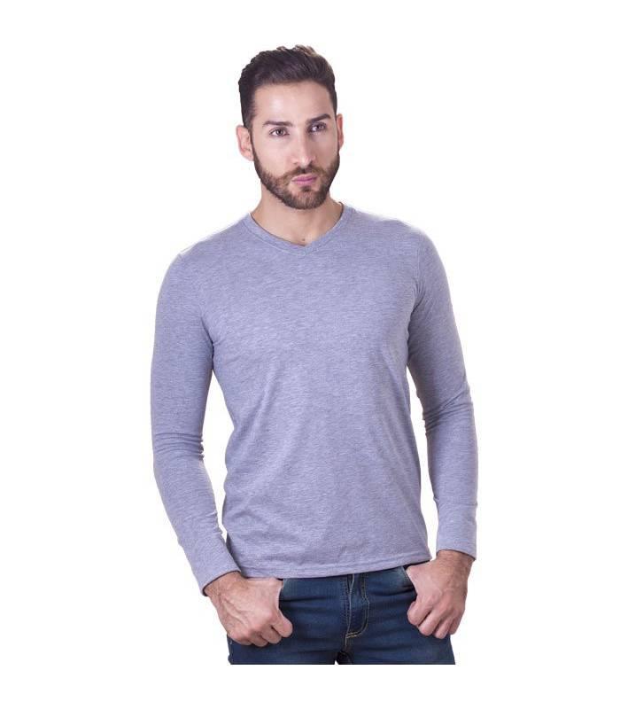 Bocared - Kurt Camiseta Para Hombre Manga Larga