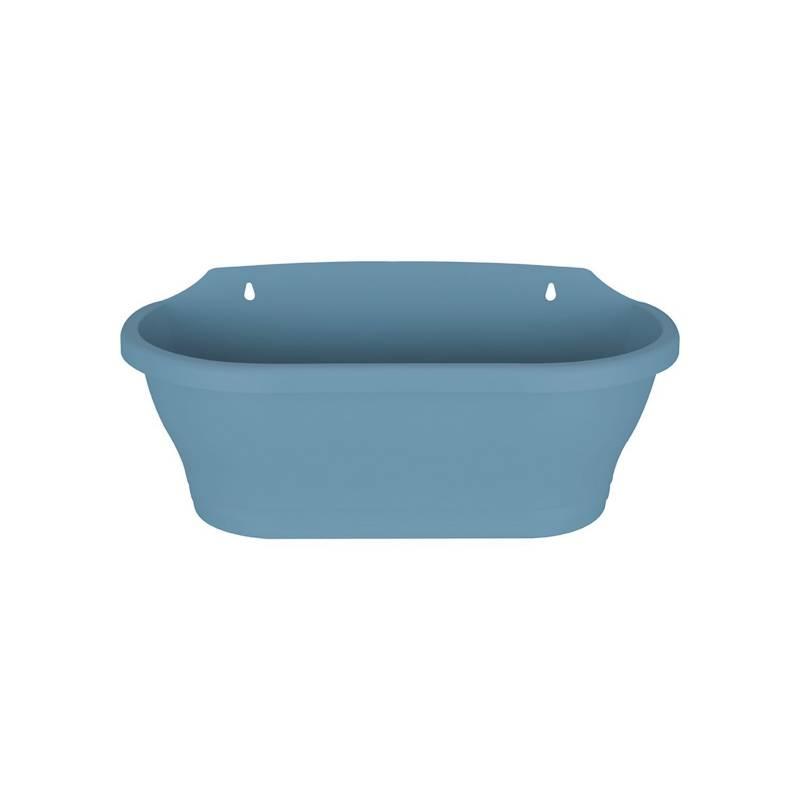Elho - Matera plástica wall basket medium 39cm azul