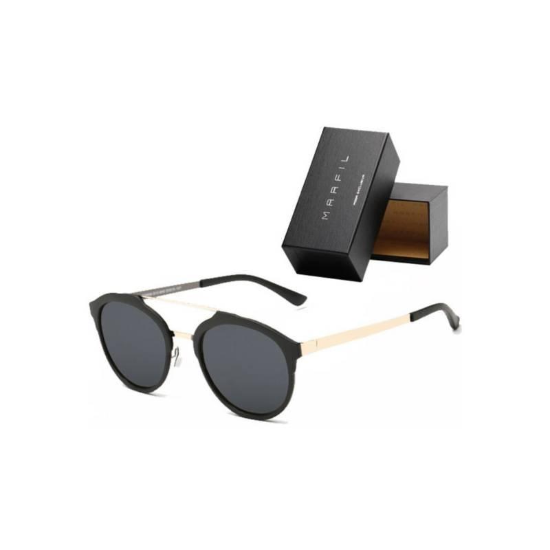 Marfil - Gafas de sol Marfil Originales Luxury Dorado Negro