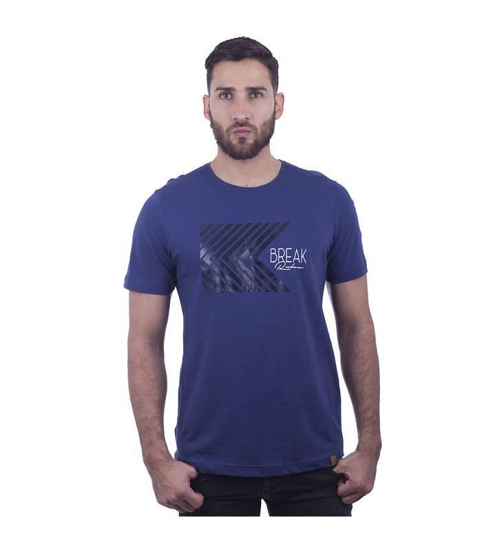 Bocared - Break Camiseta Para Hombre Con Estampado