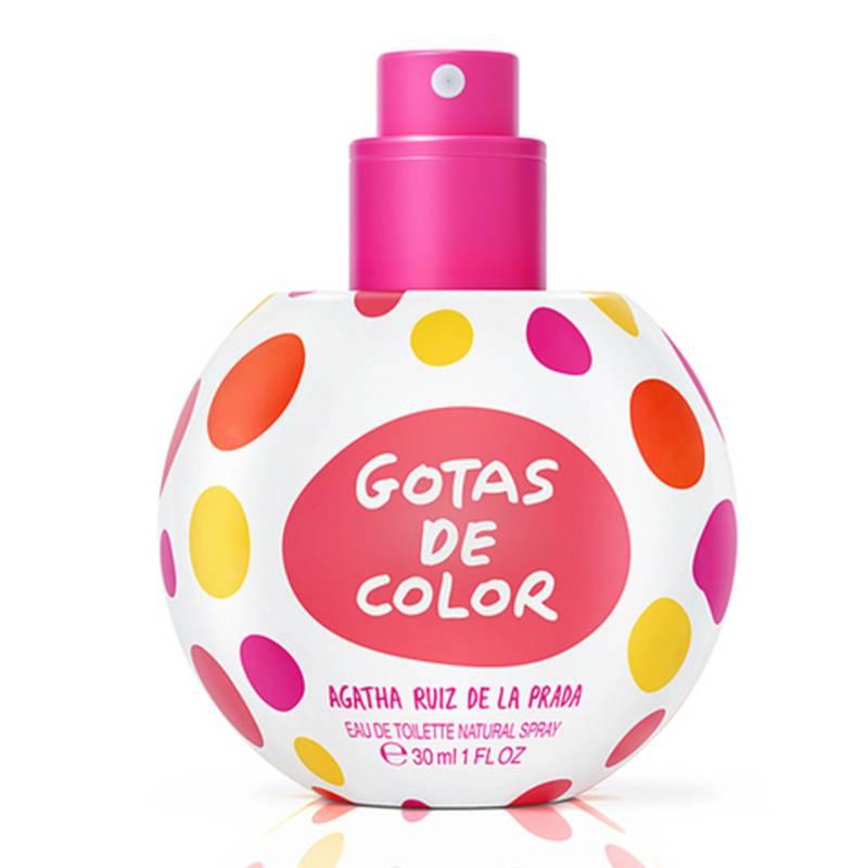 Agatha Ruiz de la Prada - Perfume Agatha Ruiz de la Prada Gotas De Color Bubble Mujer 30 ml EDT