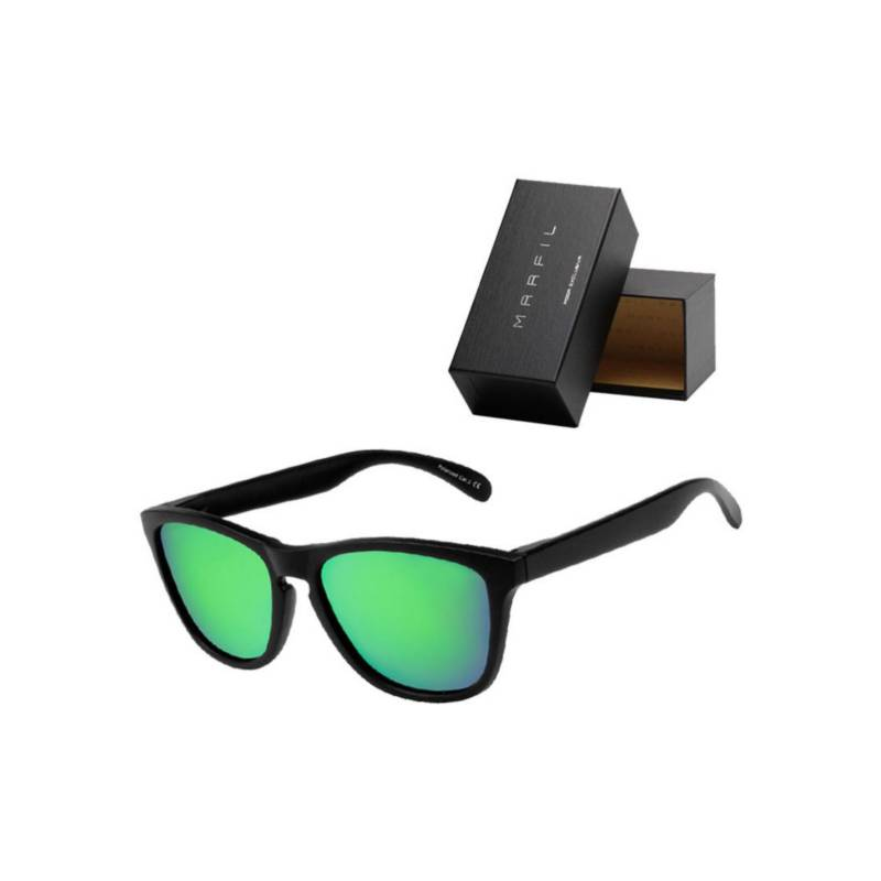Marfil - Gafas de sol Polarizadas Verde Marfil Titan