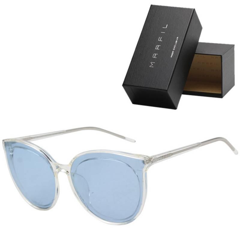 Marfil - Gafas de sol Marfil Originales Aqua Azul