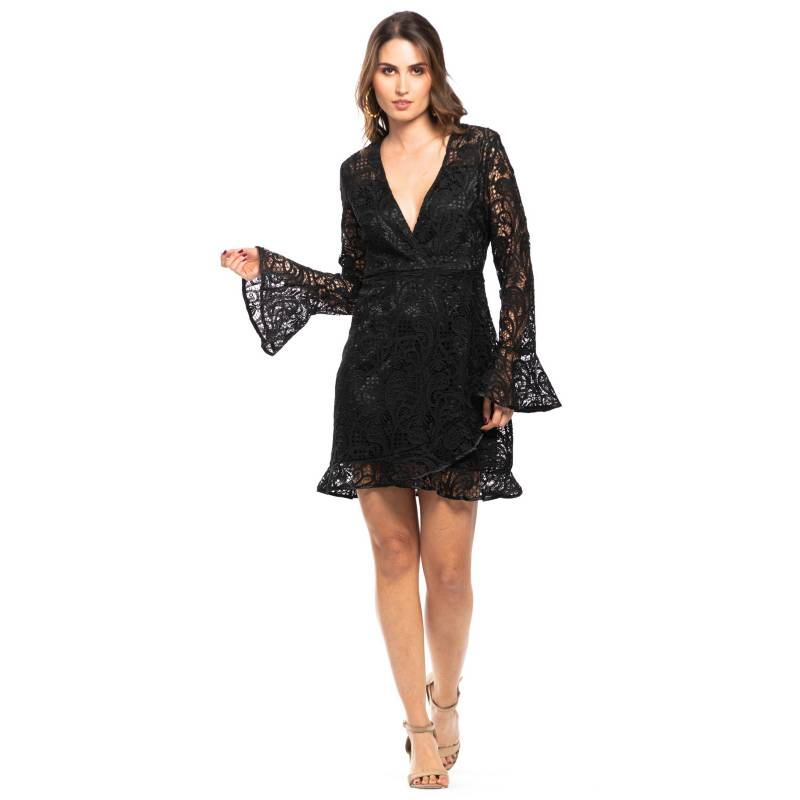 Ancor Dresses - Vestido elegante corto Ancor Dresses